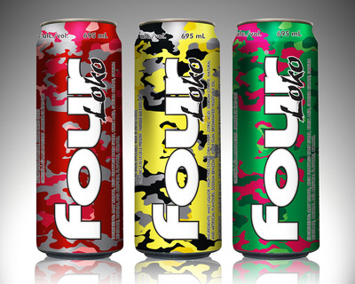 Phusion Projects LLC announced today that the three best-selling flavors of Four Loko -- Fruit Punch, Watermelon and Lemonade -- will be making their Canadian debut, as the company enters a major foray into international sales.  (PRNewsFoto/Phusion Projects, LLC)