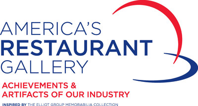 """Fourteen iconic restaurant artifacts from America's deep history will be on display at the National Restaurant Association (NRA) Show, representing the debut of """"America's Restaurant Gallery"""" inspired by Elliot Group Memorabilia Collection."""