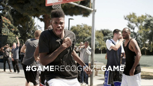 Reebok's new performance basketball campaign, Game Recognize Game, featuring Nerlens Noel.  ...