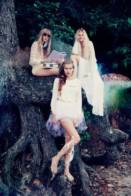 Wildfox Spring 2016 'Fairytale' Collection