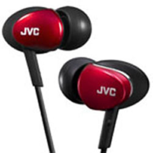 The JVC HA-FX67 Earbuds.  (PRNewsFoto/10rate)