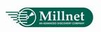 Millnet logo (PRNewsFoto/Millnet)