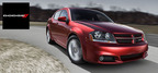 The 2014 Dodge Avenger in Stettler, AB retains many of the elements that have been passed on from its muscle car ancestors.  (PRNewsFoto/Stettler Dodge)