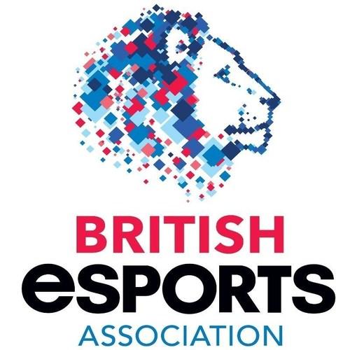 British eSports Association logo (PRNewsFoto/British eSports Association)