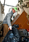 Habitat for Humanity volunteers begin clean-up efforts in communities impacted by Superstorm Sandy
