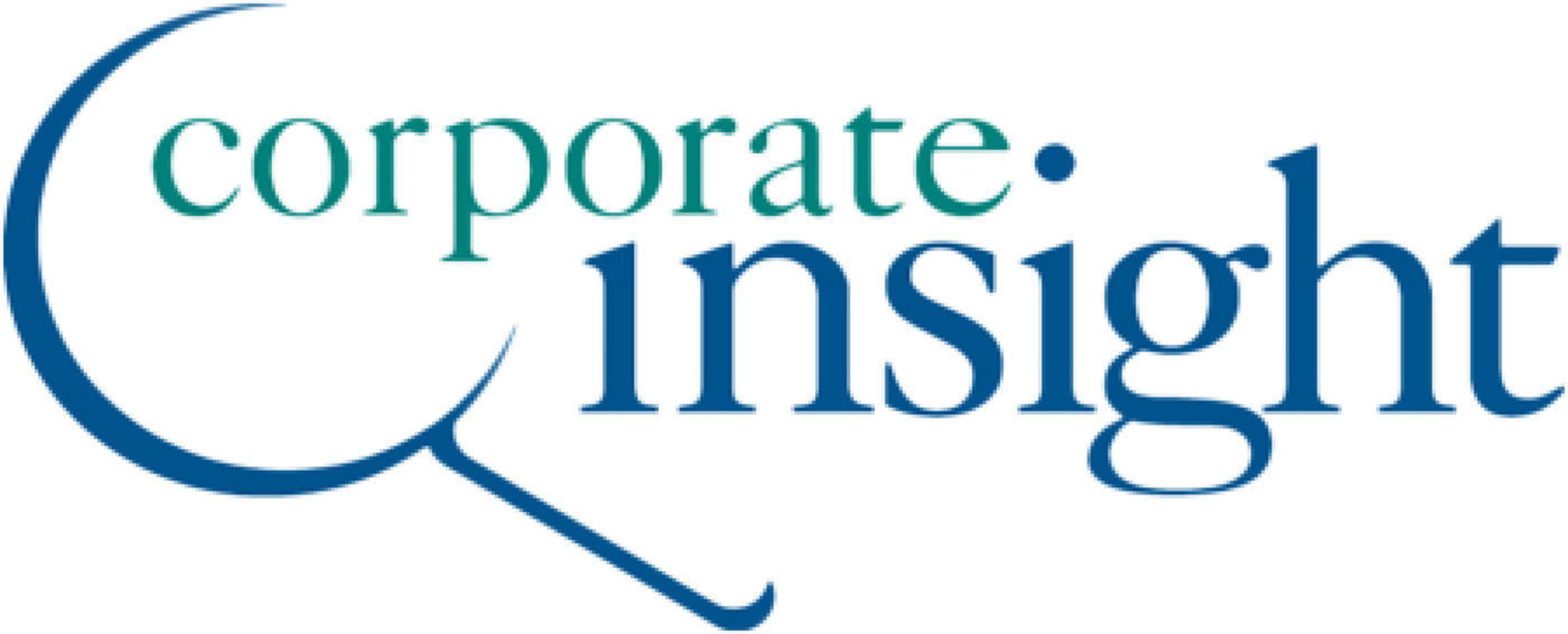Corporate Insight provides competitive intelligence, consulting and user experience (UX) research to the nation's leading insurers, financial services firms and educational institutions. For more than two decades, the firm has published customer experience-focused research and has advised clients on key competitive issues with a focus on helping them improve their digital capabilities. The firm offers subscription-based Monitor Services in 14 verticals, including brokerage, healthcare and alumni relations, along with custom research and consulting services, digital capabilities audits, special studies and UX research. To learn more, visit http://corporateinsight.com/about-us/what-we-do/corporateinsight.com. Connect with us on Facebook, Twitter and LinkedIn. (PRNewsFoto/Corporate Insight)