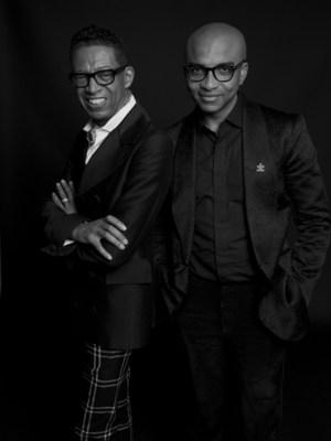 American Fashion Designer B Michael & CEO Mark-Anthony Edwards of b michael AMERICA Named 'New Abolitionist'