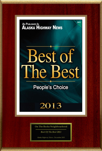 "On The Rocks Pub and Nightclub Selected For ""Best Of The Best 2013"". (PRNewsFoto/On The Rocks Pub and ..."