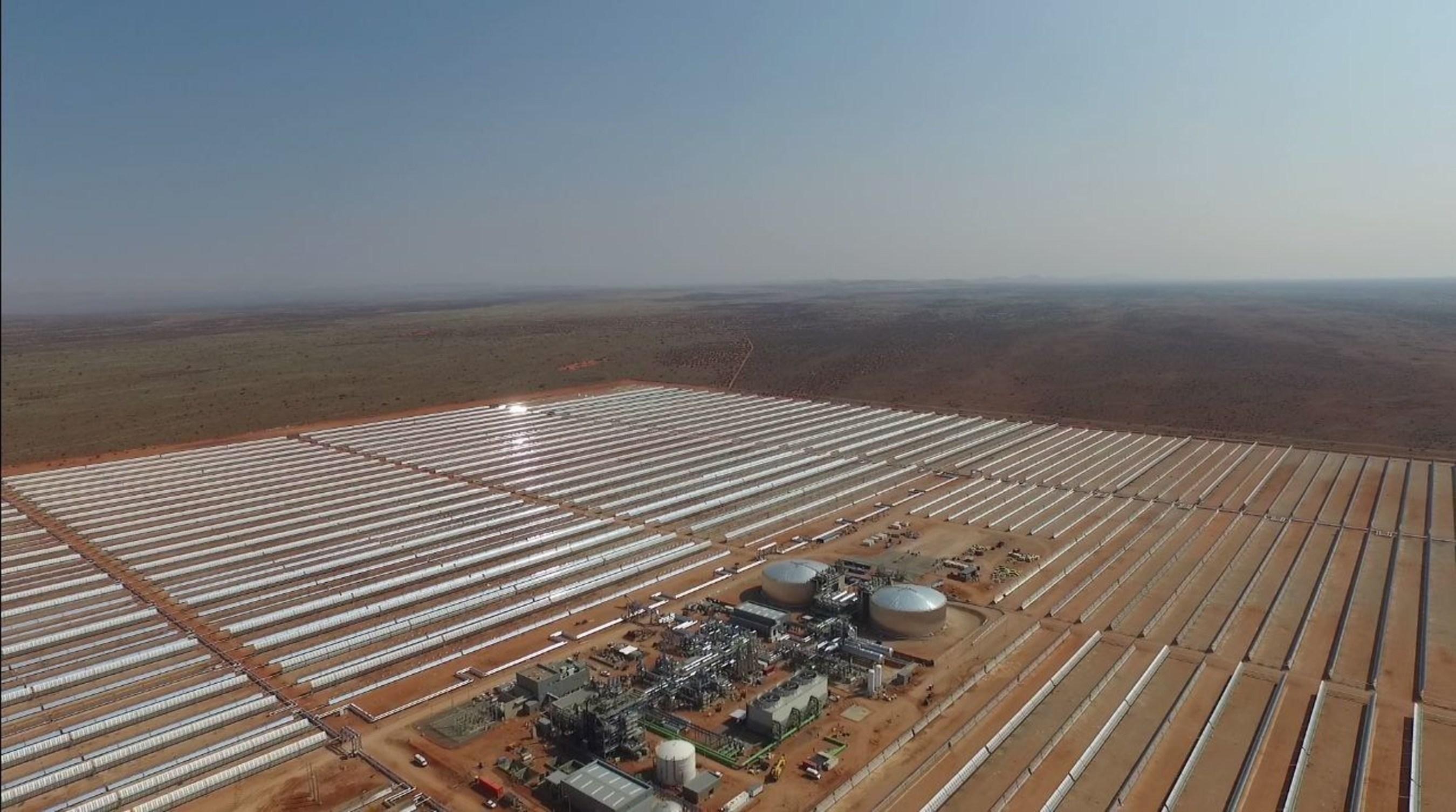 Bokpoort CSP - South Africa (PRNewsFoto/ACWA Power) (PRNewsFoto/ACWA Power)
