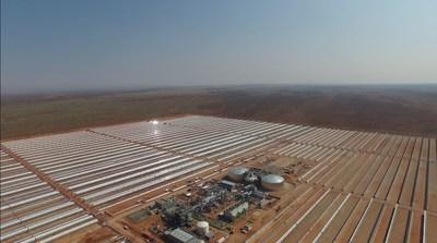 Bokpoort CSP - South Africa (PRNewsFoto/ACWA Power)