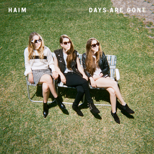 HAIM Debut Top Of The Charts In The US And UK.  (PRNewsFoto/Columbia Records)