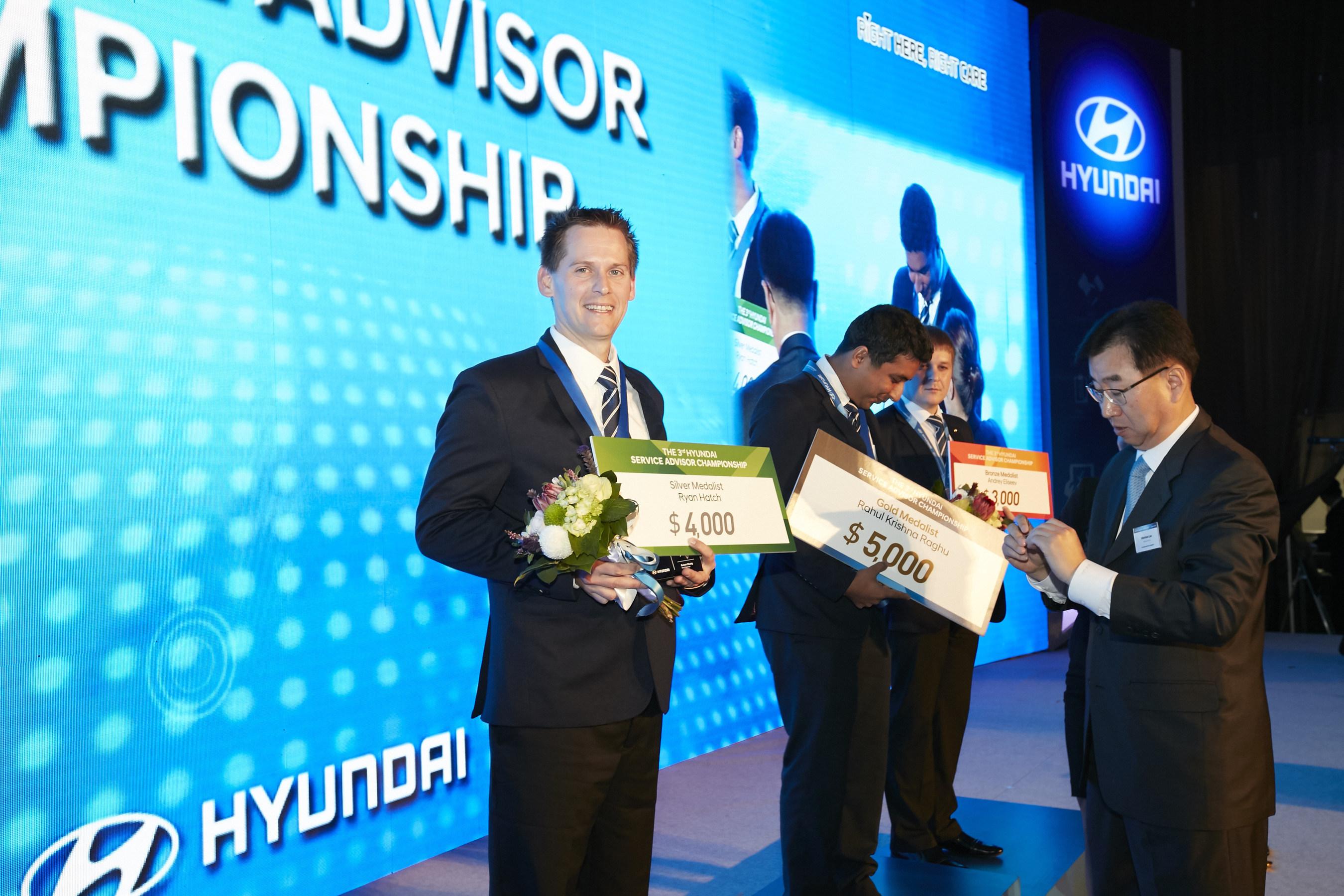 Bronco Motors Boise >> Bronco Motors Hyundai West's Ryan Hatch Wins Silver Medal ...