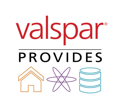 Valspar is committed to doing its part to transform neighborhoods through its partnership with Habitat for Humanity. As a founding partner of the neighborhood revitalization program, A Brush with Kindness, Valspar helps families, seniors and veterans living in homes that are in need of a new coat of paint and minor repairs. Many low-income families live in challenging circumstances and struggle to maintain their homes.  The Brush with Kindness program brightens the lives of families and restores pride throughout neighborhoods.  Together Valspar and Habitat are making a difference to those in need.  At Valspar, Neighborhoods Matter. We're on it.