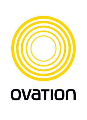 Ovation logo.  (PRNewsFoto/Ovation)