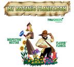 TruGreen's MyBotanicPlanet.com inspires K-5 students' interest in botany.  (PRNewsFoto/TruGreen)