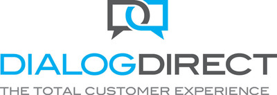 Dialog Direct Logo.  (PRNewsFoto/Dialogue Marketing)