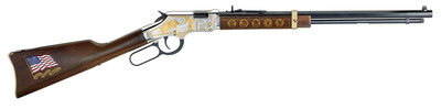 Henry Repeating Arms' Military Service Tribute Edition rifle- honoring Those Who Answer The Call of Duty. (PRNewsFoto/Henry Repeating Arms) (PRNewsFoto/HENRY REPEATING ARMS)