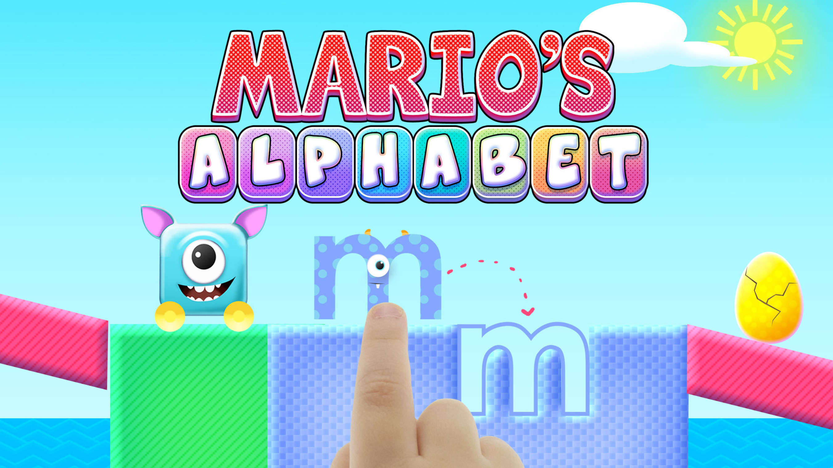 1tucan Launches (Super) Mario's alphabet App - Innovation & Education