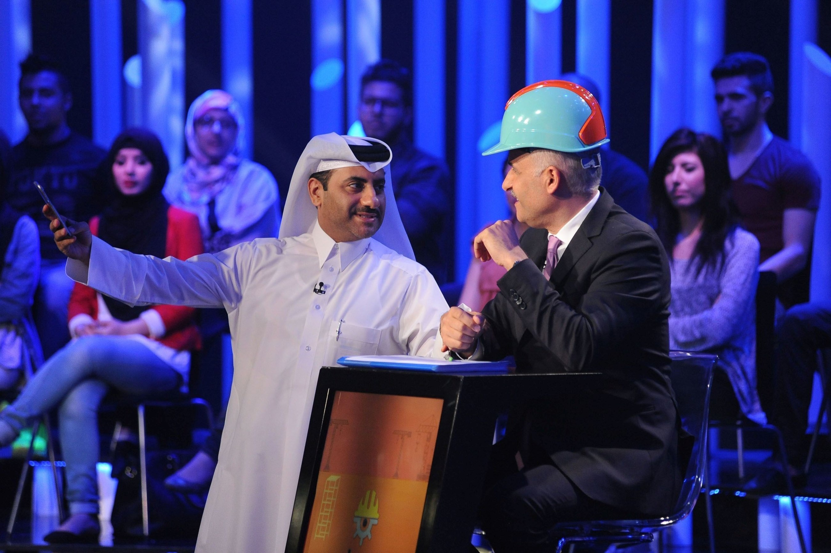 Hassan Dominates While Yaman Outscores Fawzy on Dramatic Stars of Science Episode on MBC4