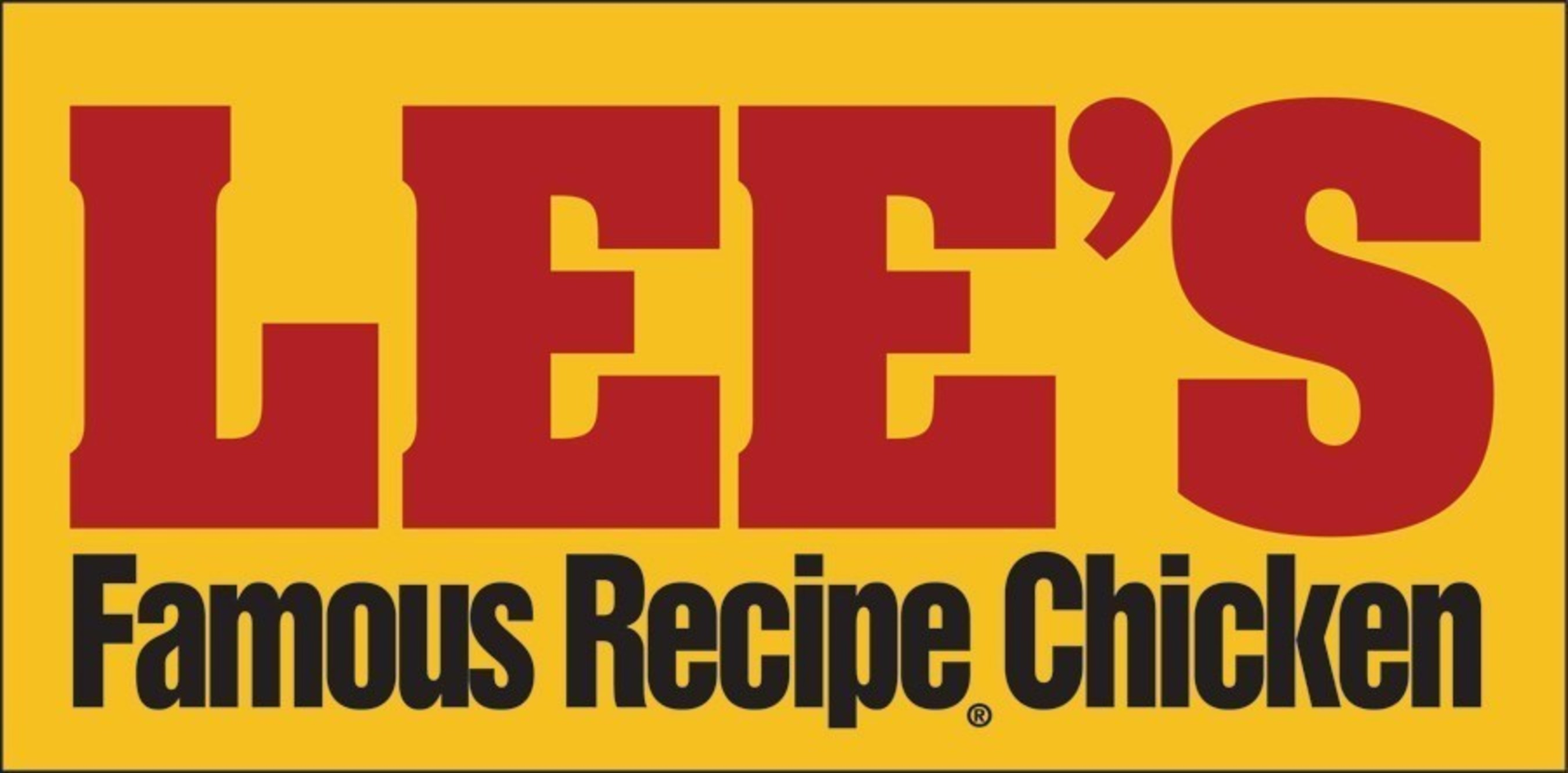 Lee's Famous Recipe(R) Chicken is a casual dining franchise founded in Lima, Ohio in 1966 specializing in fresh, never frozen chicken. There are 135 Lee's Famous Recipe Chicken locations in 12 states across America. To learn more, please visit LeesFamousRecipe.com.