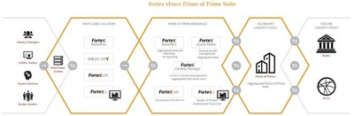 xForce Prime of Prime Suite for Forex Brokerage companies.