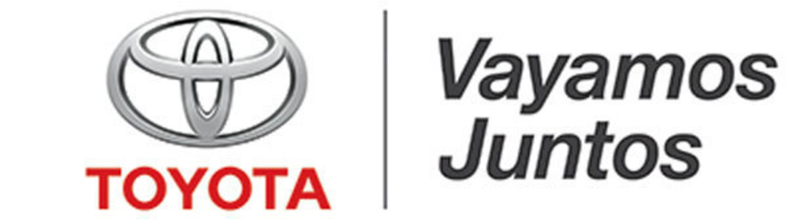 Toyota #VayamosJuntos