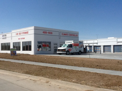 U-Haul Rentals Now Available at I-80 Self-Storage in Lincoln, Neb. (PRNewsFoto/U-Haul)