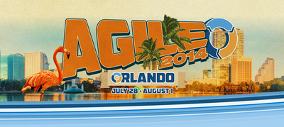 AGILE2014 is scheduled for July 28 through August 1, 2014 in Orlando, Florida. (PRNewsFoto/Agile Alliance) (PRNewsFoto/AGILE ALLIANCE)