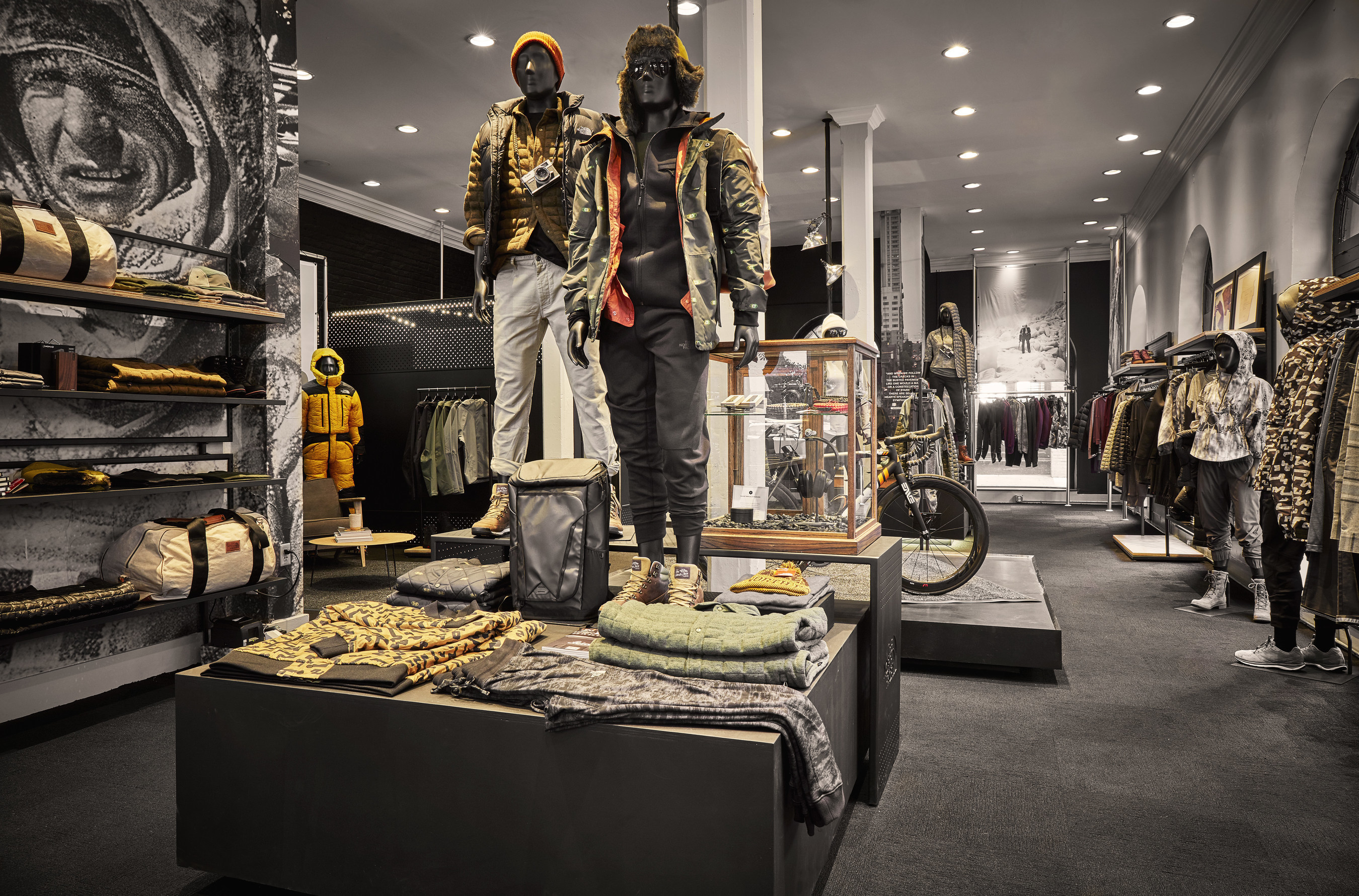 6ec88dd0763 The North Face Launches First-Ever Urban Exploration Concept Shop in ...