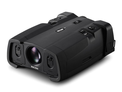 New RICOH NV-10A binoculars penetrate fog, smoke and darkness