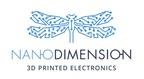 Nano Dimension logo (PRNewsFoto/Nano Dimension)