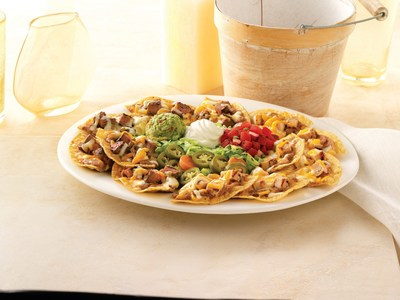 "On the Border(R) is celebrating National Nacho Day (November 6) by offering 50% off their Stacked Nachos and Grande Fajita Nachos. Fans may vote for the ""Favorite Nacho"" by ordering their preferred nachos."