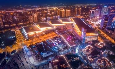 Suzhou International Expo Center、中国で近代的な博覧会施設を建設