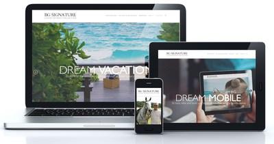 Visit our new website at www.bgsignature.com