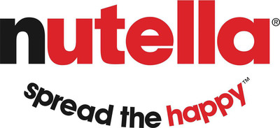 """Nutella launches """"Forever Nutella"""" commercial as part of national 2014 """"Spread the Happy"""" advertising campaign. (PRNewsFoto/Nutella) (PRNewsFoto/NUTELLA)"""