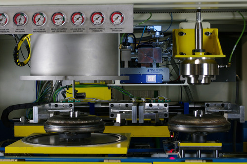 LDS 3000 helps VTI exceed customer expectations.  (PRNewsFoto/INFICON)