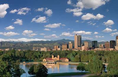Summer in the Mile High City. Credit VISIT DENVER.  (PRNewsFoto/VISIT DENVER, The Convention & Visitors Bureau)