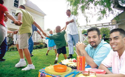 Take Time to Be a Dad Today. National Responsible Fatherhood Clearinghouse (PRNewsFoto/National Responsible ...
