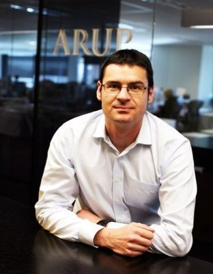 David Barber, Fire Safety Expert, Arup