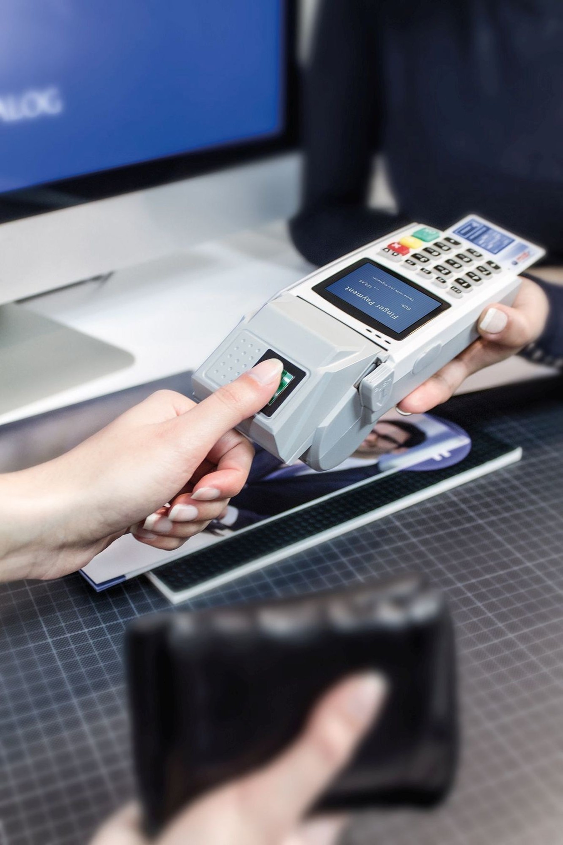 DERMALOG Presents its Latest Biometric Innovations at the Hannover CeBIT Exhibition, 16 - 20 March 2015