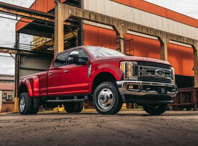 2017 MOTOR TREND Truck of the Year Winner: 2017 Ford Super Duty