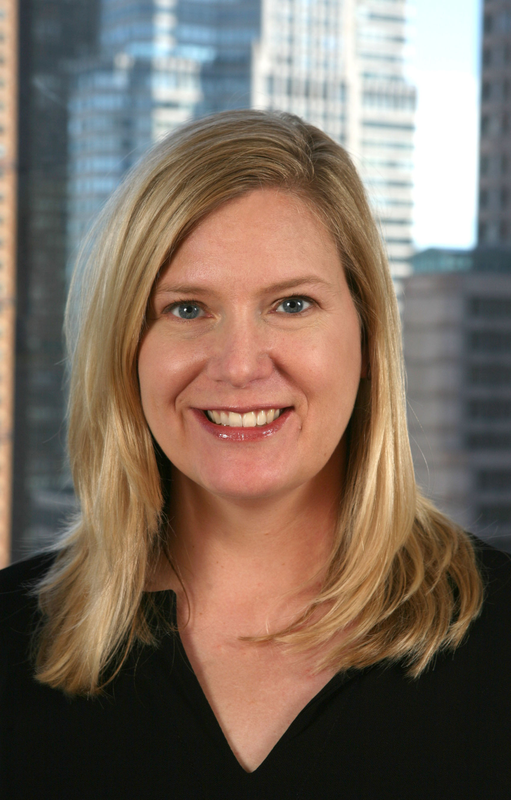 Sarah Skerik, PR Newswire's VP of Content Marketing. (PRNewsFoto/PR Newswire Association LLC)