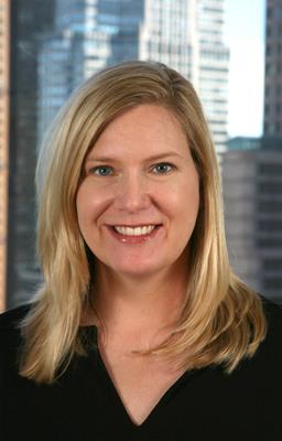 Sarah Skerik, PR Newswire's VP of Content Marketing. (PRNewsFoto/PR Newswire Association LLC)
