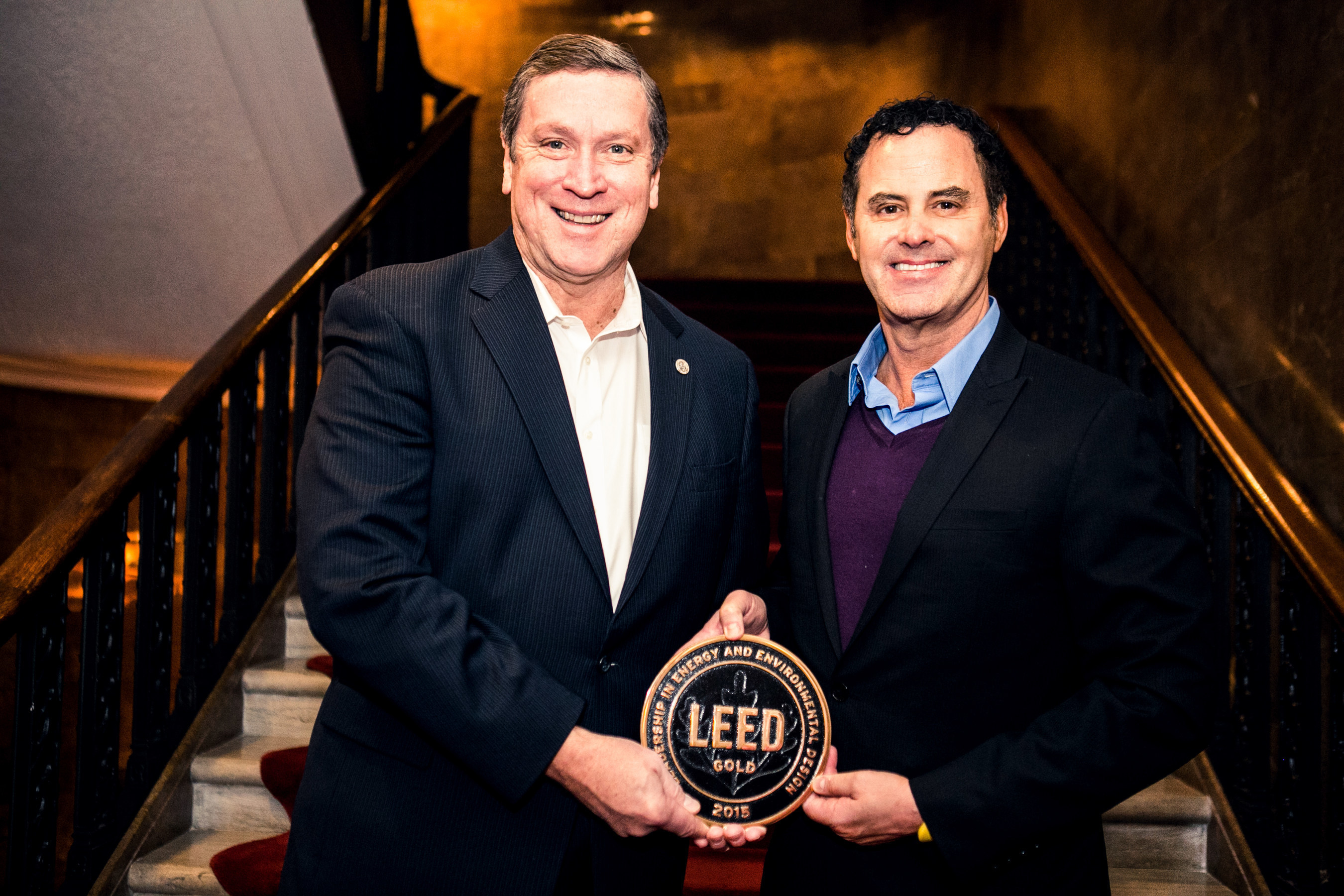 Virgin Hotels Chicago Achieves Leed Gold Certification