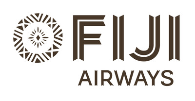 Fiji Airways Logo www.fijiairways.com.  (PRNewsFoto/Fiji Airways)
