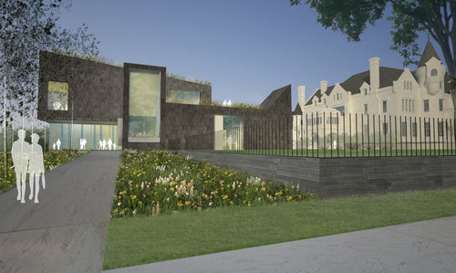 The American Swedish Institute Announces Design for Nelson Cultural Center and Turnblad Mansion