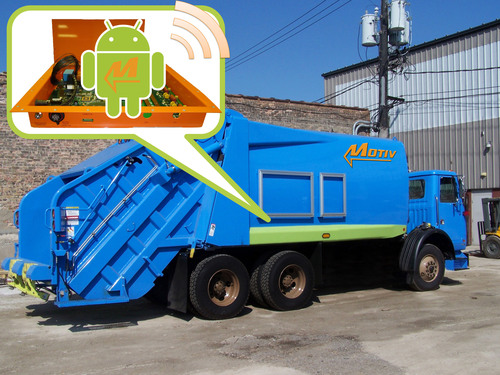 Motiv Power Systems Announces Supplier Partners in All-Electric Garbage Truck Contract with City of