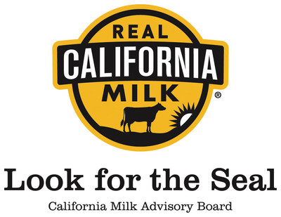 "The California Milk Advisory Board (CMAB), representing more than 1500 dairy families, in collaboration with the San Francisco 49ers are awarding Santa Clara Unified School District with a Fuel Up to Play 60 (FUTP 60) ""Hometown Grant"". (PRNewsFoto/California Milk Advisory Board)"