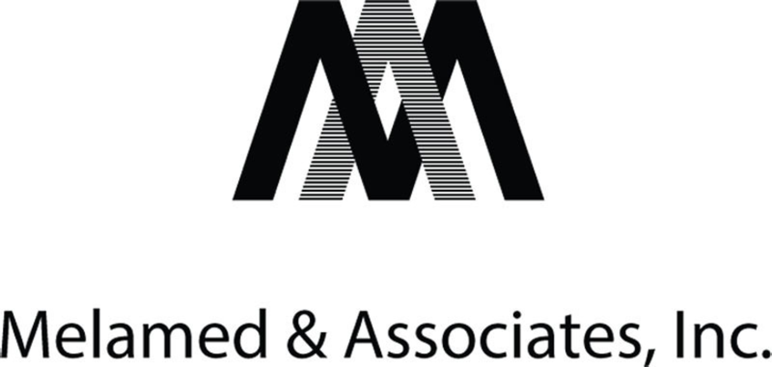 Melamed & Associates logo (PRNewsFoto/Melamed & Associates, Inc.)