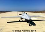 ARES Block C Unmanned Aerial System (PRNewsFoto/SHIELD Aviation, Inc.)